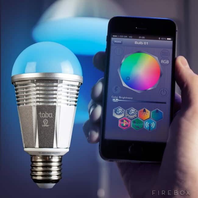 app controled LED bulb