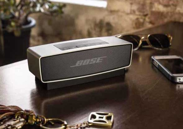 Bose Soundlink Mini portable Bluetooth speaker