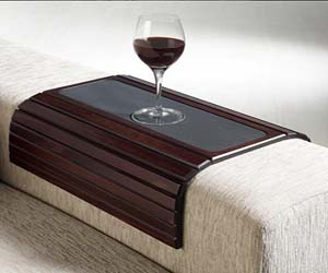 flexible sofa tray