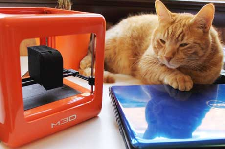 Micro affordable 3D printer