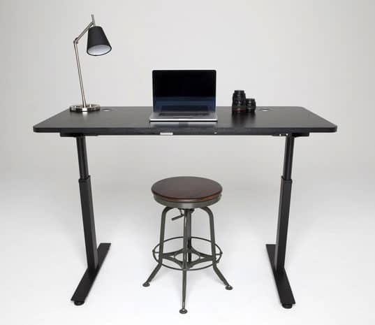 automatic standing sitting desk