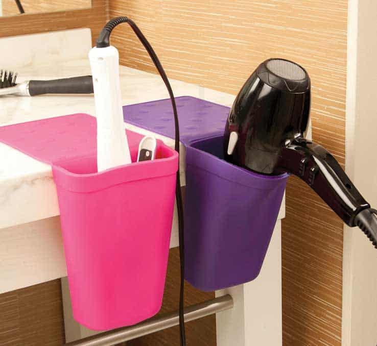 hair styling tool holsters