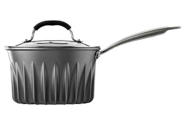 Lakefield Flare pan lets you lower your gas bill