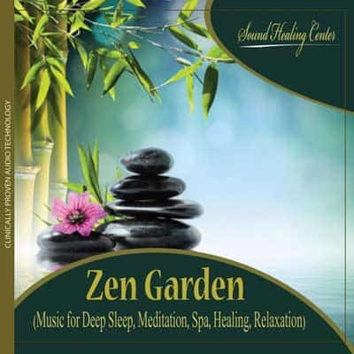Zen-Garden--Music-for-Deep-Sleep,-Meditation,-Spa,-Healing,-Relaxation