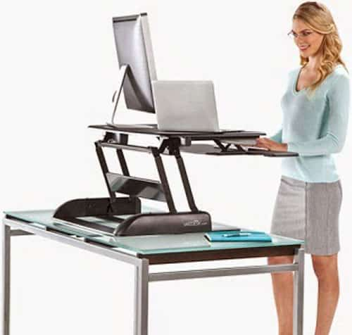 10 Best Standing Desks For The Home Office And Students