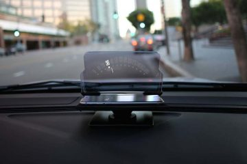 hudway glass head up display for cars