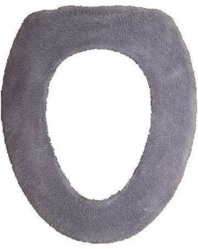 warm cloth toilet seat cover