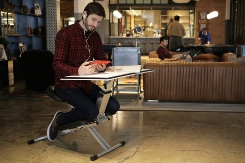 11 Crazy Clever Office Chair Alternatives Hobbr