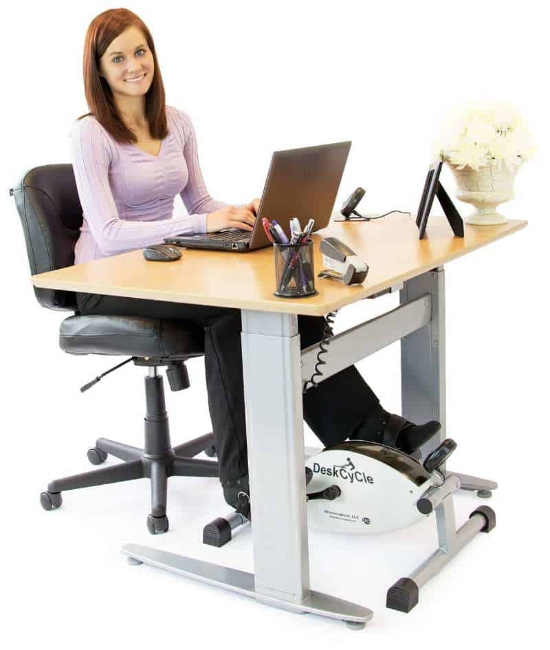 The Best Exercise Bicycle Desks Add A