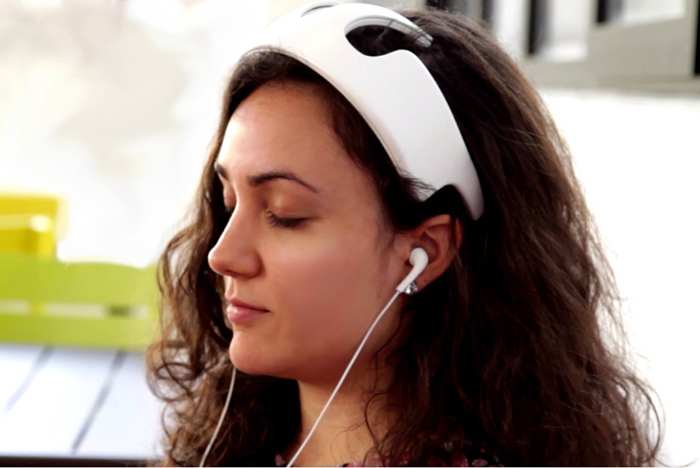 relaxation headset