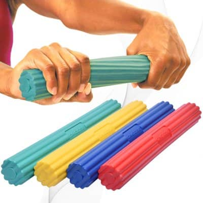 twist, turn, bend to get stronger healthier hands and under arms