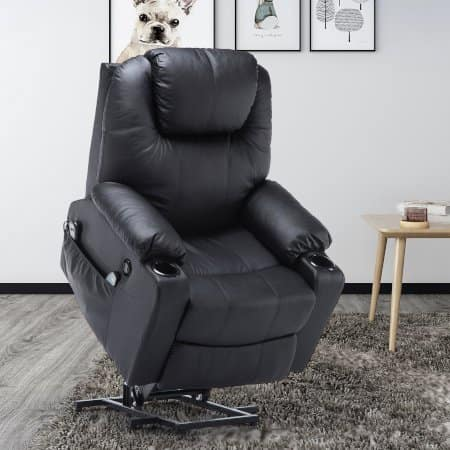 Pleasant Best Power Lift Recliners With Heat And Massage Hobbr Ocoug Best Dining Table And Chair Ideas Images Ocougorg
