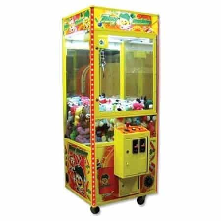 surprisingly popular in arcade game rooms