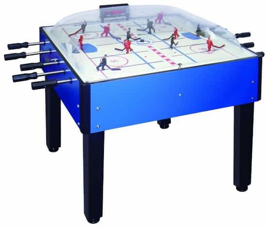 bubble hockey table for fast-paced game room fun