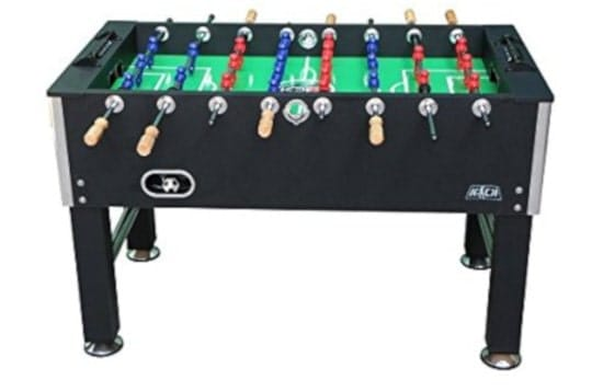 top rated foosball table