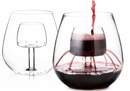 best aerating wine glasses
