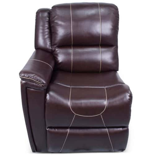 easy to clean, space saving RV theater seating