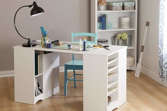 Best Craft Stations Desks Tables For Adult Crafters Hobbr