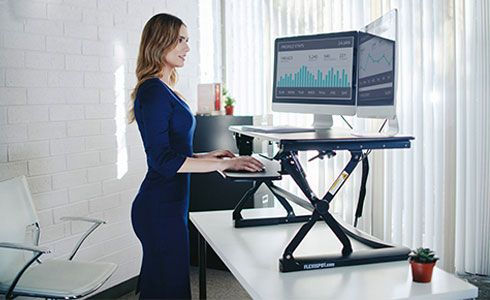 one of the best ergonomic workstations