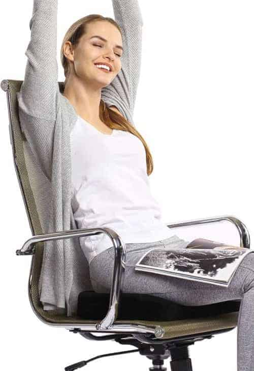 posture coccyx sciatica pillow for sitting
