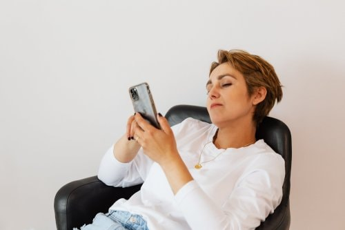 sitting makes you lazy so you'll want to sit more which makes you even lazier...